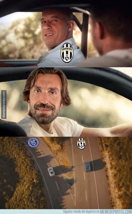 618721 - Pirlo se despide de la Juventus