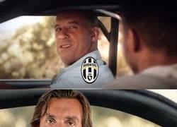 Enlace a Pirlo se despide de la Juventus