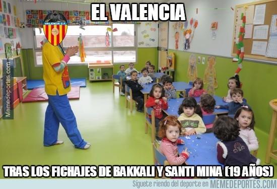 618877 - El Valencia después de los fichajes de jóvenes promesas
