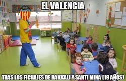 Enlace a El Valencia después de los fichajes de jóvenes promesas