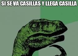 Enlace a Si se va Casillas y llega Casilla