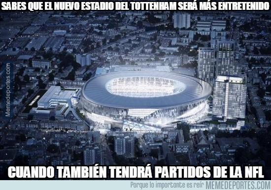 619213 - ¿NFL en el estadio del Tottenham? WTF