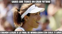 Enlace a ¡Muguruza en la final de Wimbledon!
