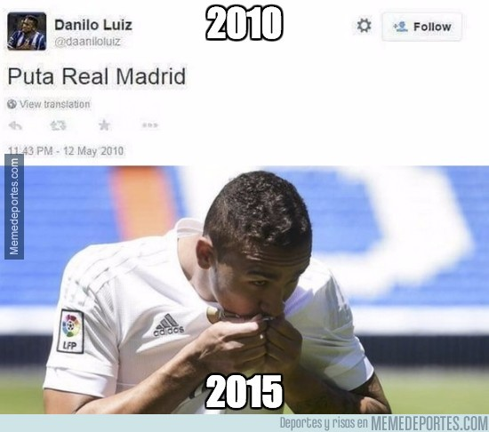 619951 - Danilo en 2010 y en 2015