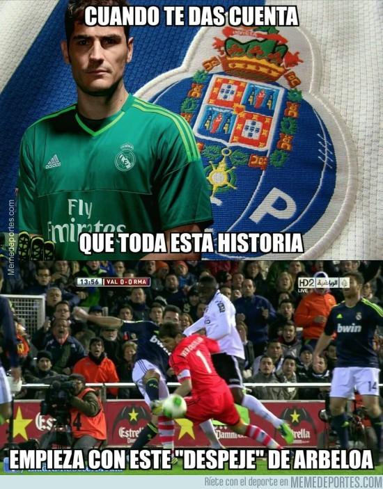 620092 - La historia de Casillas empieza aquí