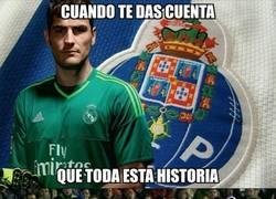 Enlace a La historia de Casillas empieza aquí