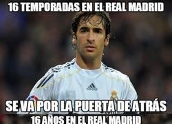 Enlace a Trágico numero 16 para las leyendas del Madrid