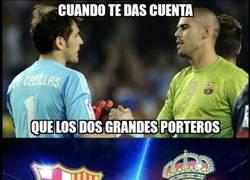 Enlace a La cruda realidad de Casillas y Valdés