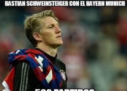Enlace a Gracias por todo Bastian Schweinsteiger