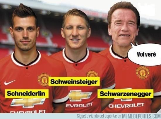 624380 - Si siguen así, fichajes del Manchester United para la próxima temporada