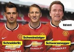Enlace a Si siguen así, fichajes del Manchester United para la próxima temporada