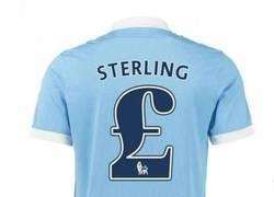 Enlace a Ya sabemos el dorsal que usará Sterling esta temporada