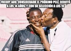 Enlace a El próximo Pelé se ha estancado