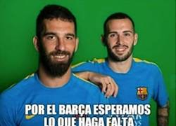 Enlace a Los aficionados del Barça alucinando con estas declaraciones