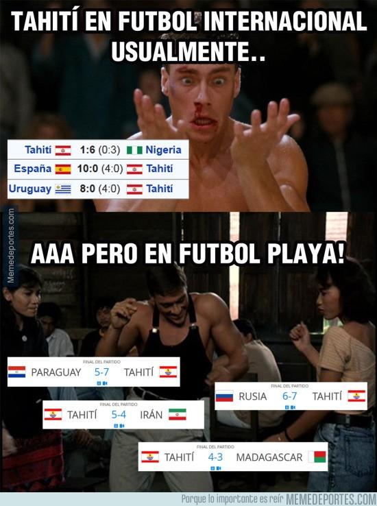 625833 - Tahití ya está en semis del mundial de Portugal 2015