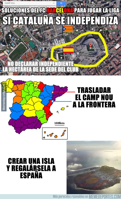 625979 - Al Barça le toca tirar de ingenio
