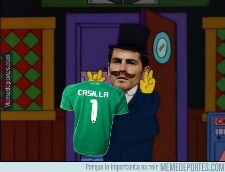 625984 - ¿Quién es Casillas? Yo me llamo Casilla