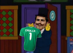 Enlace a ¿Quién es Casillas? Yo me llamo Casilla