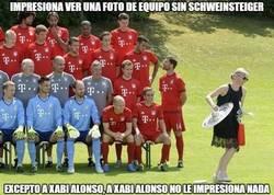 Enlace a Muy pillines los del Bayern, se les van los ojos