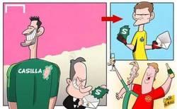 Enlace a El fichaje de Casilla por el Madrid