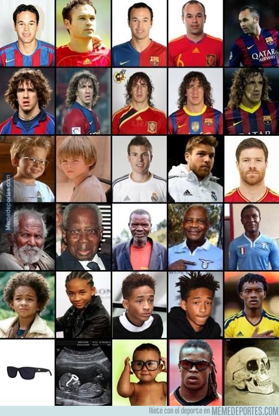 626841 - Más evoluciones de otros futbolistas