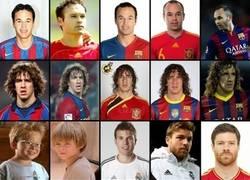 Enlace a Más evoluciones de otros futbolistas