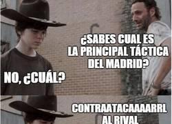 Enlace a La táctica del Madrid