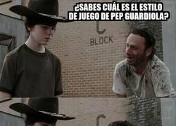 Enlace a Rick y Carl... sobre Guardiola