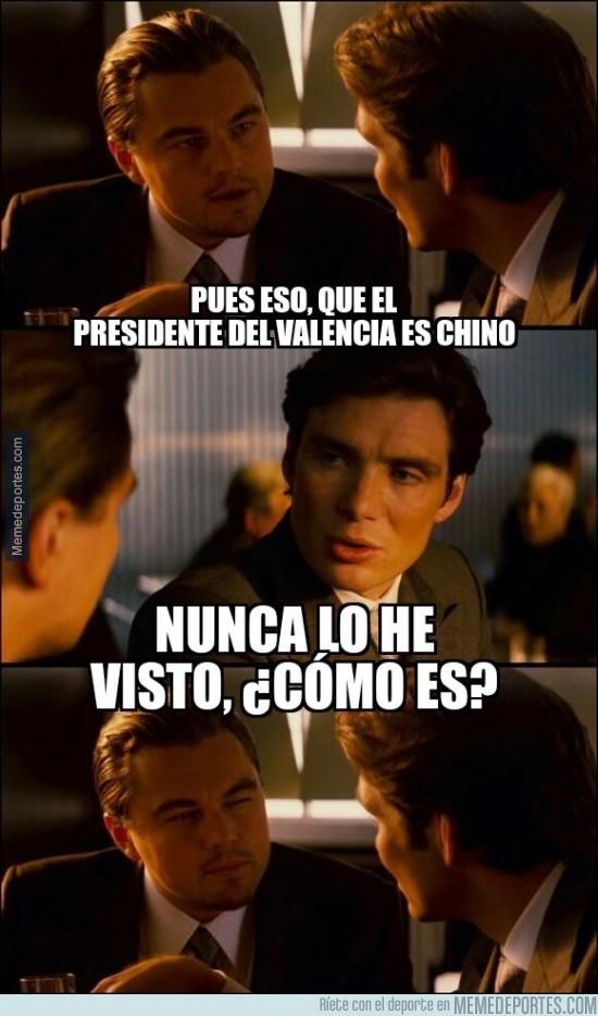 627462 - Di Caprio y el chino del Valencia
