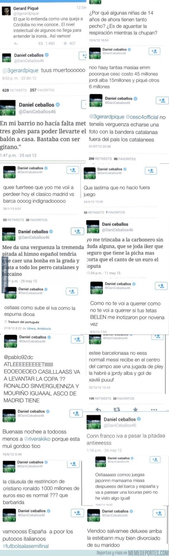 627483 - Recopilación de los mejores tuits de Dani Ceballos, campeón de Europa sub 19