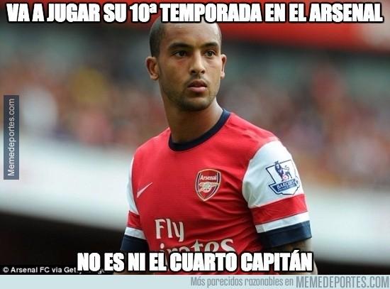 627868 - Va a jugar su 10ª temporada en el Arsenal