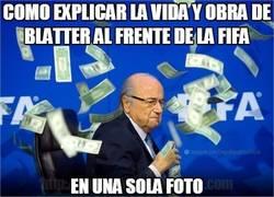 Enlace a Cómo explicar la vida y obra de Blatter al frente de la FIFA
