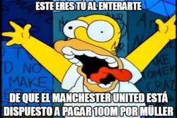 Enlace a El Manchester United quiere fichar a todo Dios
