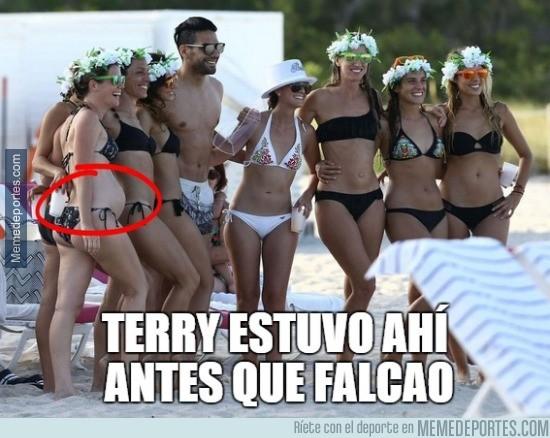 628740 - Terry marca territorio