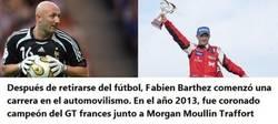Enlace a Fabien Barthez, campeón en cualquier deporte