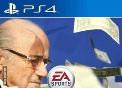 Enlace a Nueva portada del FIFA 16