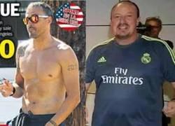 Enlace a La diferencia entre Luis Enrique y Rafa Benítez es una de mucho peso...