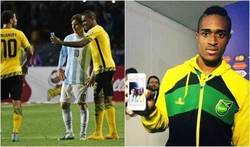 Enlace a Jamaica a la final de la Copa Oro. Messi, contigo empezó todo