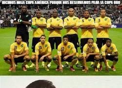 Enlace a Jamaica a la final de la Copa Oro