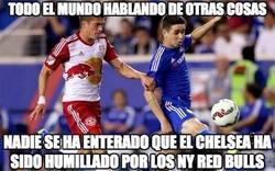 Enlace a El Chelsea humillado por el NY RedBulls