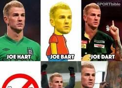 Enlace a Las distintas versiones de Joe Hart