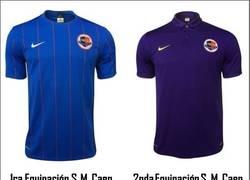 Enlace a Gran diferencia en las camisetas del Caen