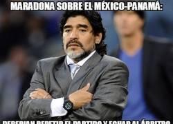 Enlace a Siempre habla el que no debe, ¿eh Maradona?