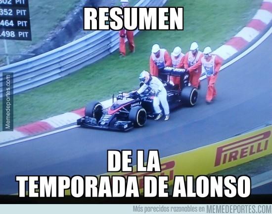 642808 - Alonso y su suerte