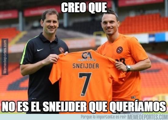 643744 - Cuando fichas el Sneijder equivocado
