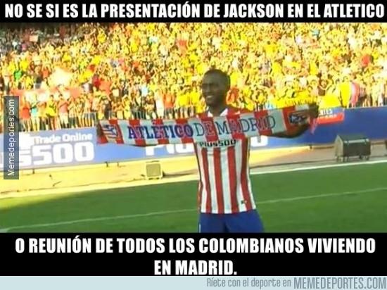 643750 - La impresionante mancha amarilla en el Calderón