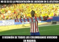 Enlace a La impresionante mancha amarilla en el Calderón