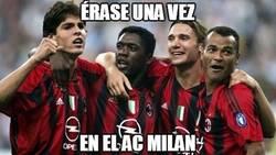 Enlace a Se echa de menos ese Milan :(