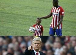 Enlace a Wenger ya tiene nuevo objetivo