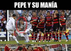 Enlace a Ésta es la manía preferida de Pepe